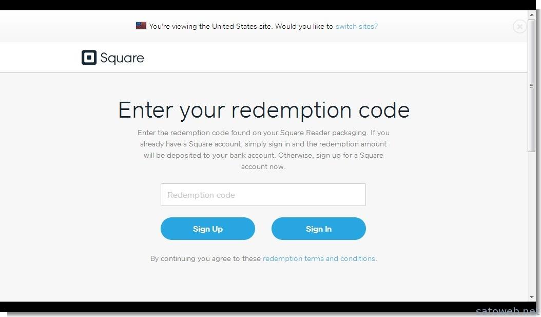 Redemption Code