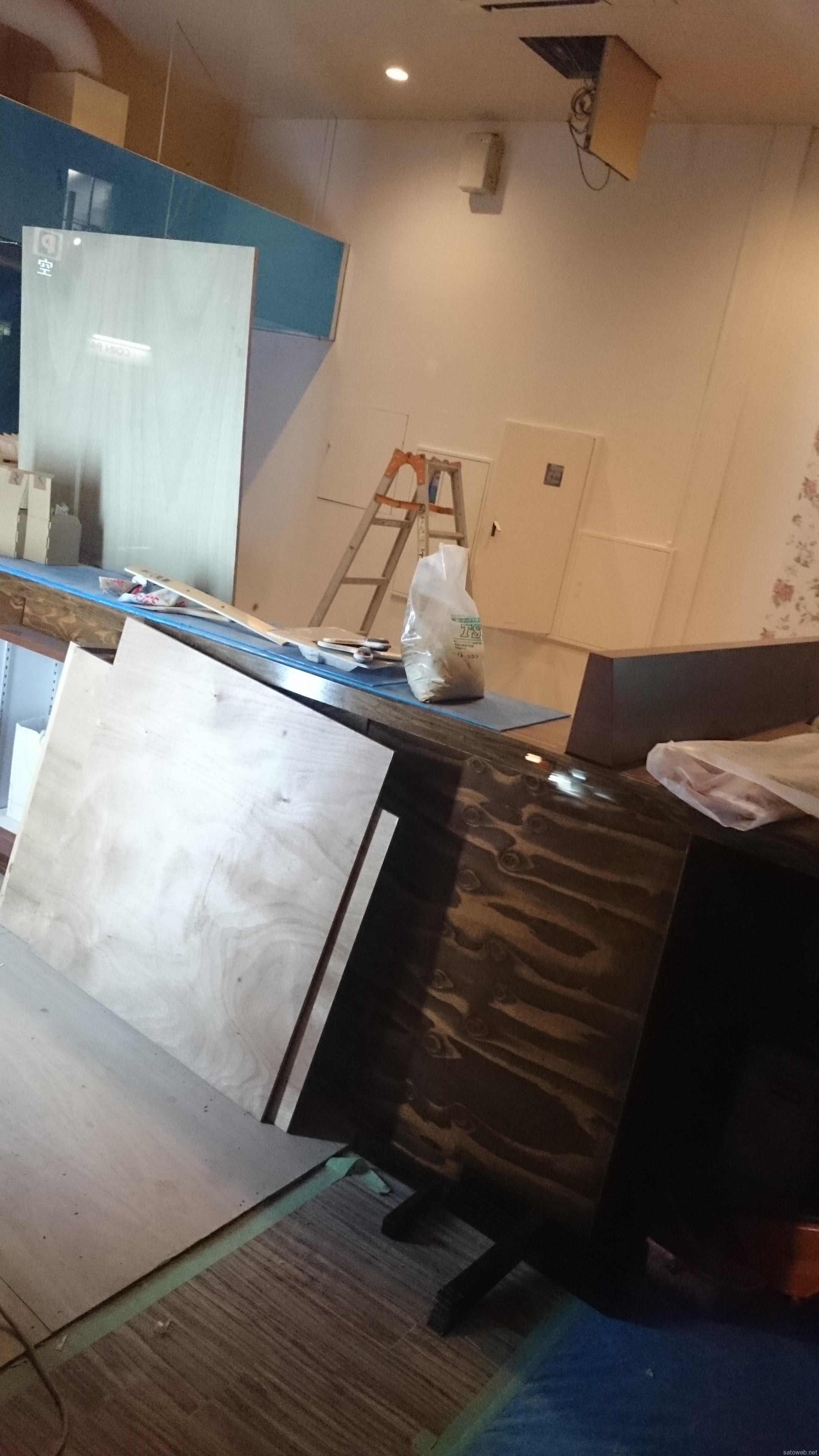 いつのまにか閉店していたサンドイッチ専門店「PRACAFE」跡地が メイドカフェとして1月に再出発。