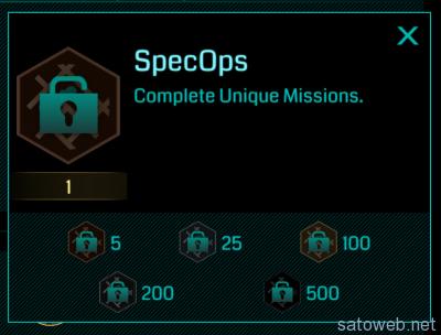 SpecOps