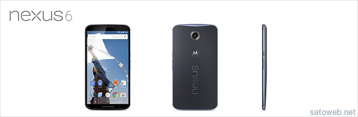 Y!Mobile Nexus6を12/11より販売開始。
