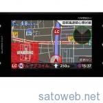 レーダー探知機「AMZ93SD」が 16800円に値下がり。