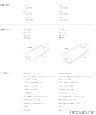 iPhone 6 16GB ゴールド SIMフリー - Apple Store(日本) (2)