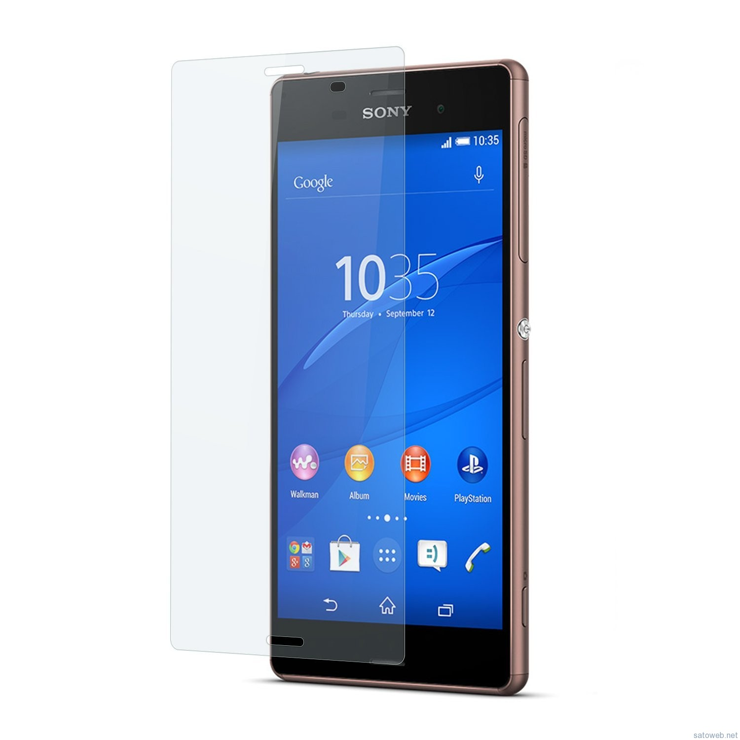 Aukey XperiaZ3向けガラスフィルムがタイムセール特価!