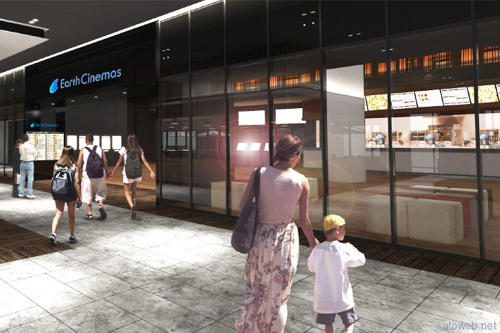 近畿圏初の4DXシネマ「アースシネマズ姫路」が7/24オープン。 それに先立ち19日9時よりチケット販売開始。
