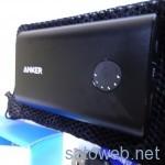 入出力ともにQC2.0対応な Anker PowerCore+ 10050 フォトレビュ!