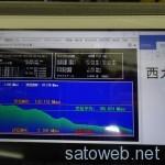 10月末での全国最大220Mbps化を目指していたUQWimax2+、大阪環状線での対応状況を眺めてみた。