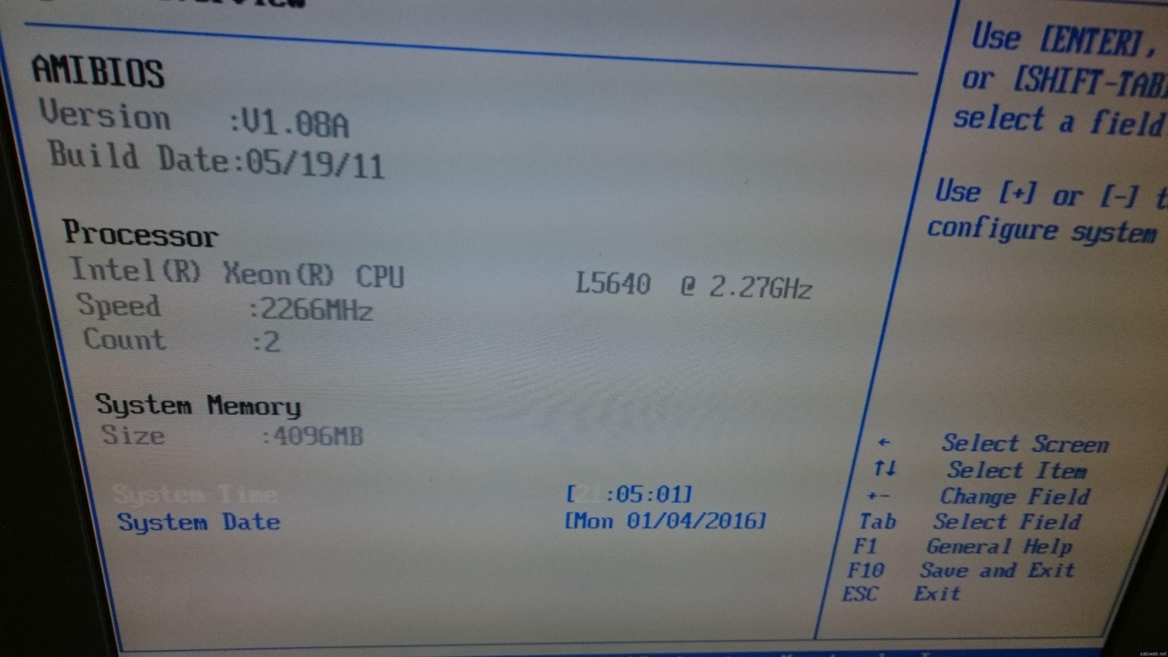 「Lenovo万全(WQ)R520 G7」のCPUを換装。12コア24スレッドへ。