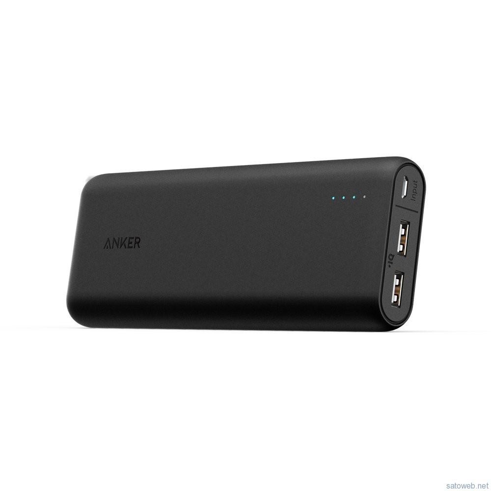 Anker,15600mAhモバイルバッテリー他が特選商品特価!