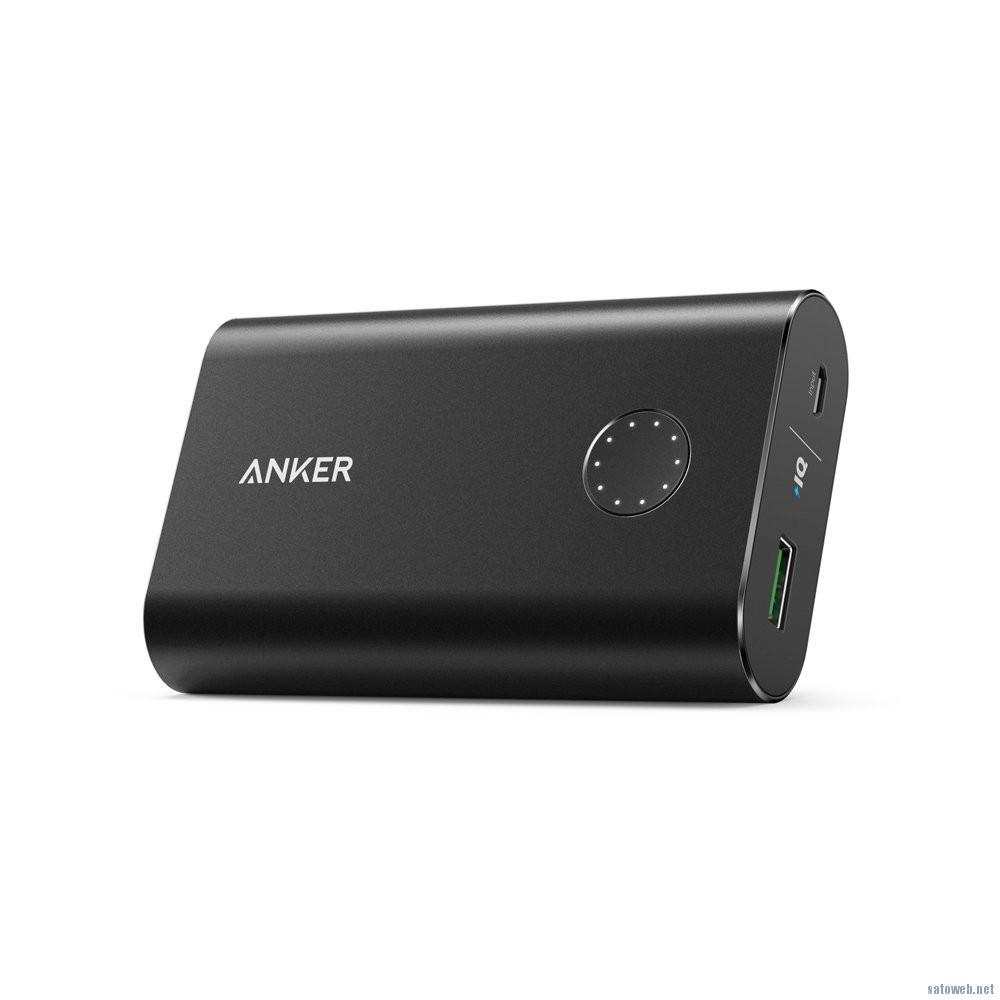 Anker PowerCore+ 10050 QC3.0がタイムセール! 14:59から