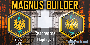 【#ingress】5/6から21日までユニークポータルデプロイを競うイベント始まる。【MAGNUS Builder】