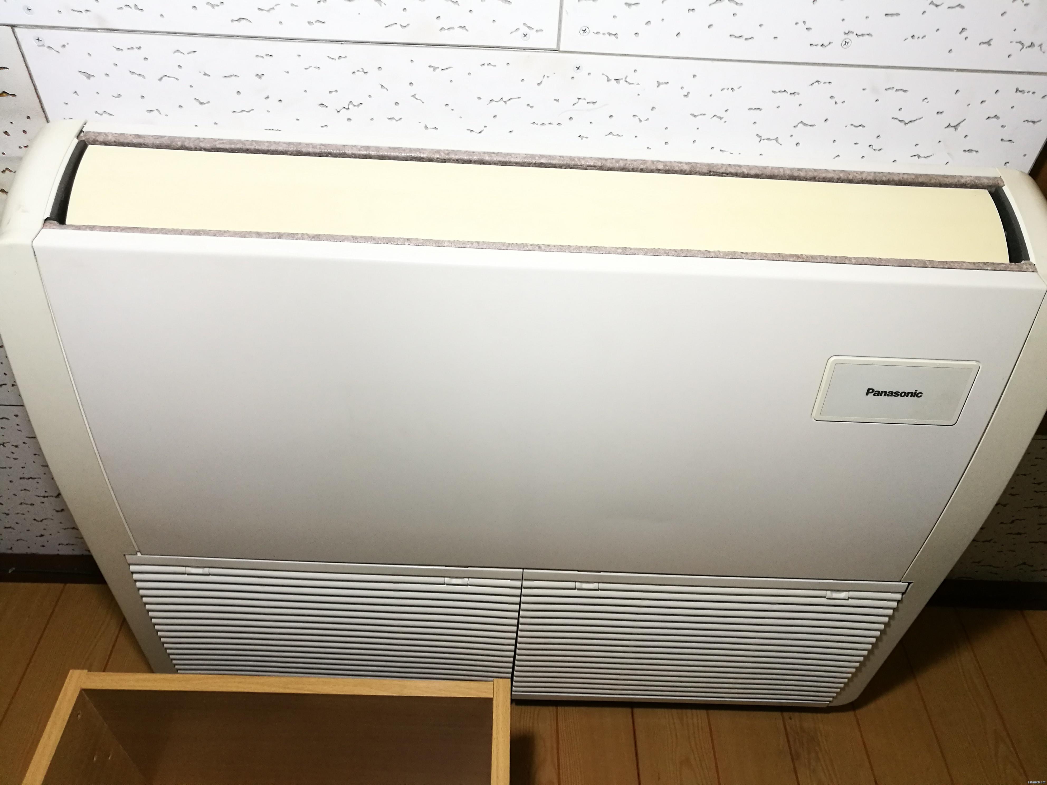自宅サーバのエアコン光熱費削減のために動力(低圧電力)を引いてみる その4 機器設置編 #自宅ラック