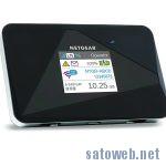 NETGEAR SIMロックフリーLTE モバイルルーター が特選タイムセール対象。7890円なり