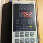 200V動力系統用に「エコパワーメータ・KW8M」を導入してみた。