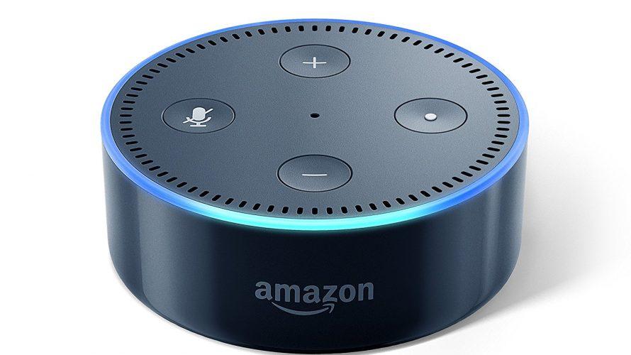 父の日特価より安い、AmazonEchoDotが3,240円なり。【6月21日まで】