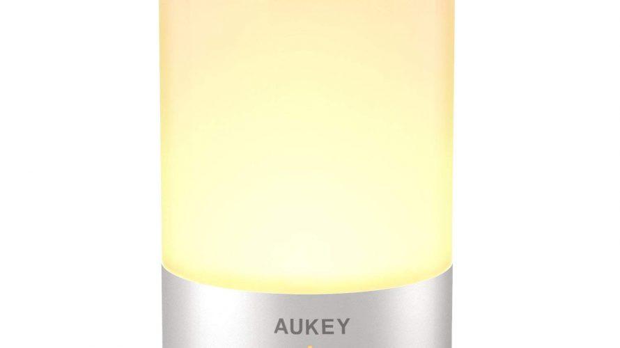 AUKEY ナイトライトが時限クーポン適用で1899円なり。
