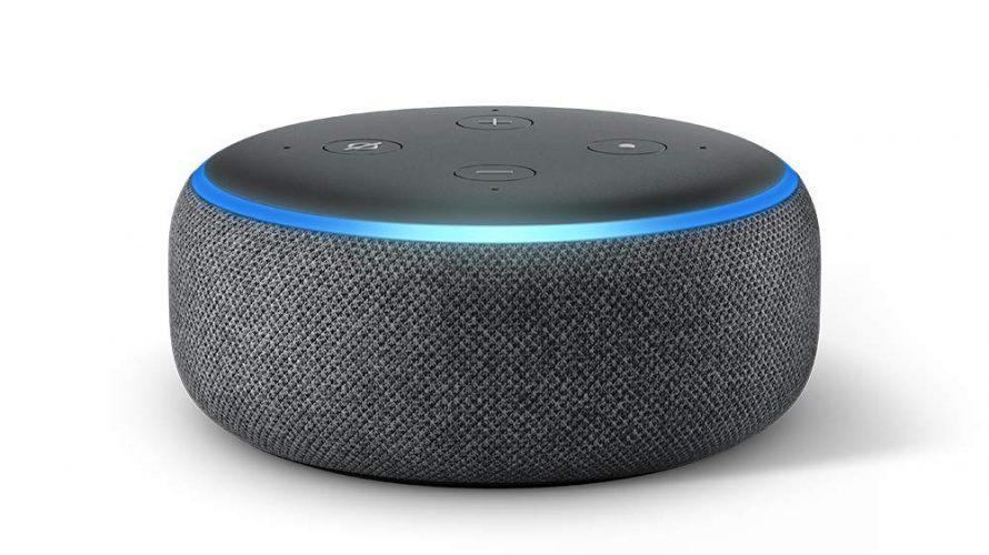 New Echo Dotが2個セットで5500円なり~